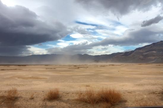 Panamint Dust-up
