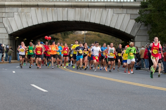 MCM 38th Running