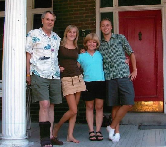 The Last Family Portrait