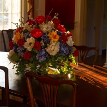 Floral Centerpiece Belle Grove - Port Conway